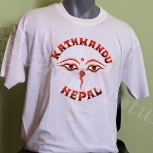 buddha szeme nepal kathmandu f