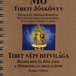 Mo Tibeti jóskönyv Tibet népi hitvilága kártya