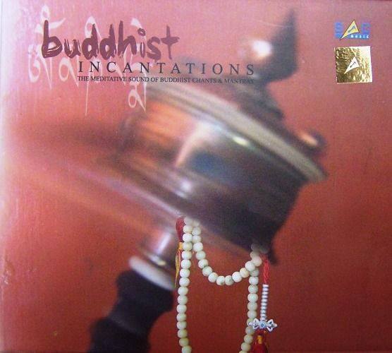 Buddhist Incantations (Pema Wangdi Lama) CD
