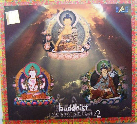 Buddhist Incantations 2. CD