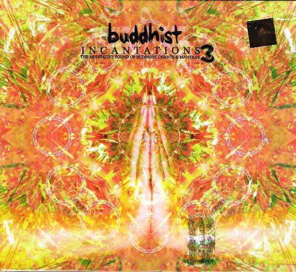 Buddhist Incantations 3. CD
