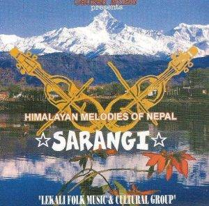 Sarangi - Himalayan Melodies of Nepal CD