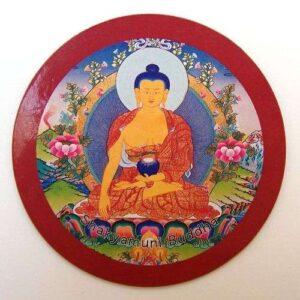 Fridge magnet - Shakyamuni Buddha