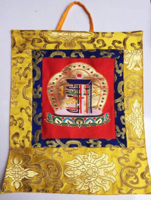 Beautiful Kalachakra Wall Hanging