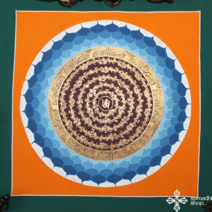 Buddhist Mandala Painting