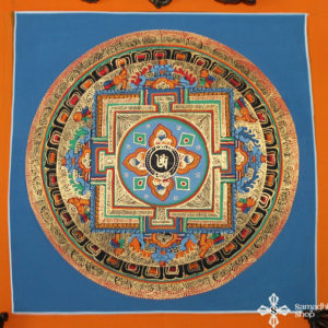 Buddhist Mandala Painting