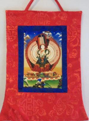 Dukar (White Umbrella) Small Thangka
