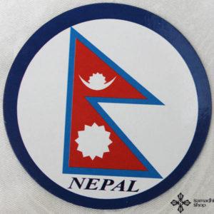 Nepal Fridge Magnet