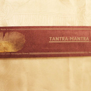 p 7767 Tantra Mantra nepalese incence