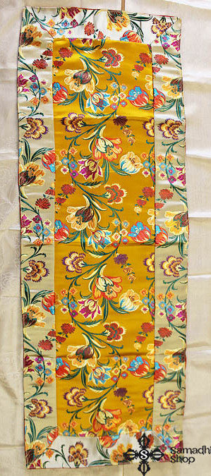 Beautiful Nepalese Silk Brocade Altar/Table Clothes