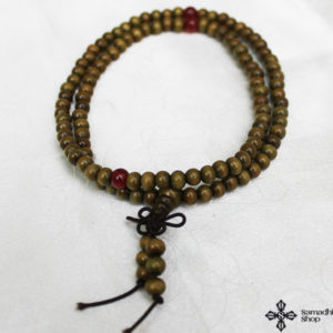 p 7870 buddhist wooden mala 108 beads 7