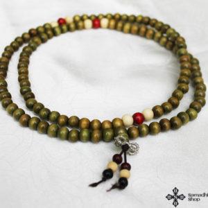 p 7876 buddhist wooden mala 108 beads 9