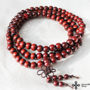 p 7894 buddhist wooden mala 108 beads 15